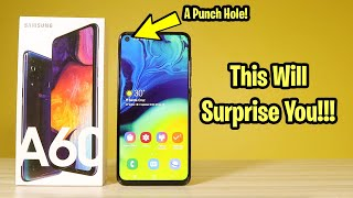 Samsung Galaxy A60 Review - A TOTALLY NEW EXPERIENCE!!!