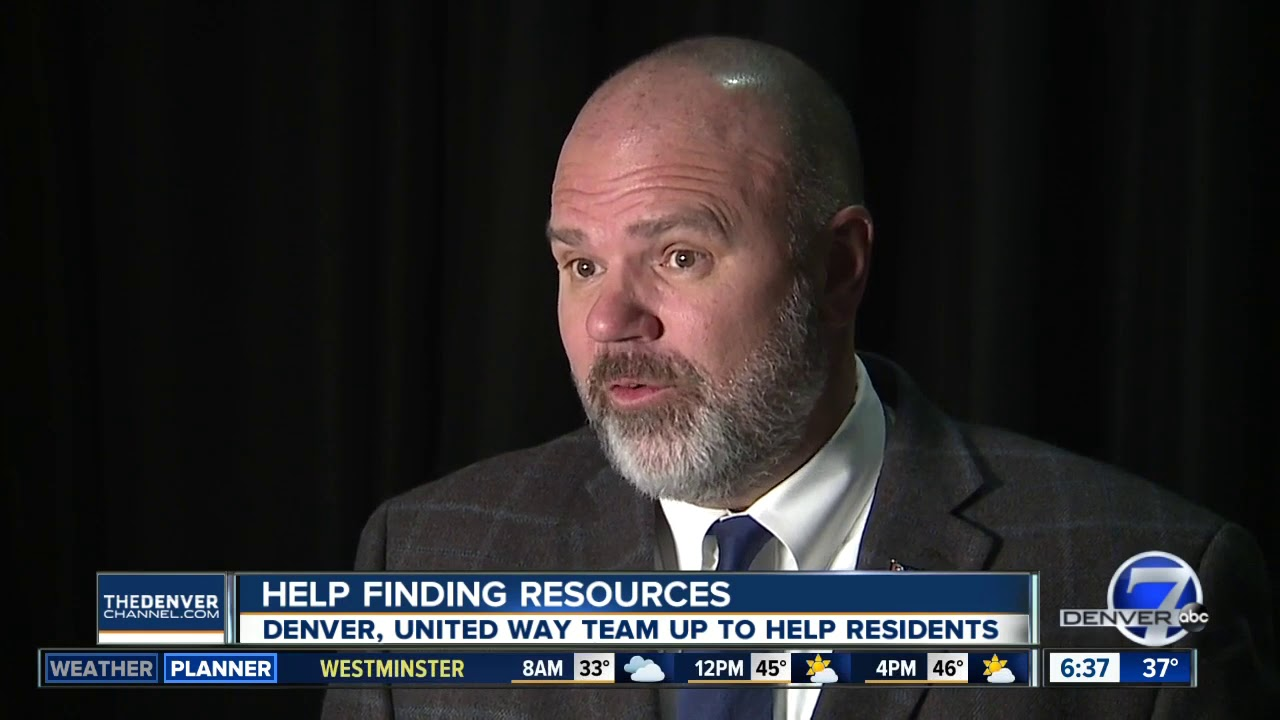 City of Denver & United Way creates way to find assistance