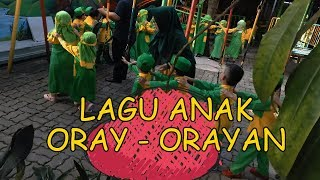 Download Mp3 Lagu Anak, Lagu Sunda, Oray Orayan