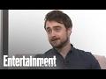 Daniel Radcliffe On Kissing Paul Dano In 'Swiss Army Man' Scenes | Entertainment Weekly