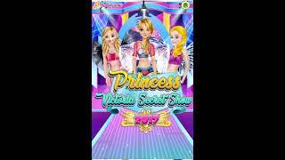 Принцессы Диснея на шоу Виктория Сикрет (Princess Victoria Secret Show 2017)