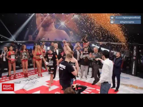 FIGHT NIGHTS GLOBAL 44 Highlights