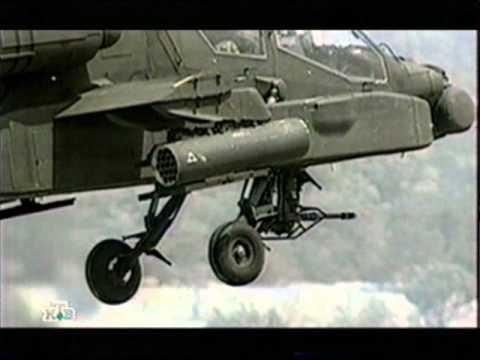 Военное дело - Боевые вертолеты (Attack helicopters) - YouTube