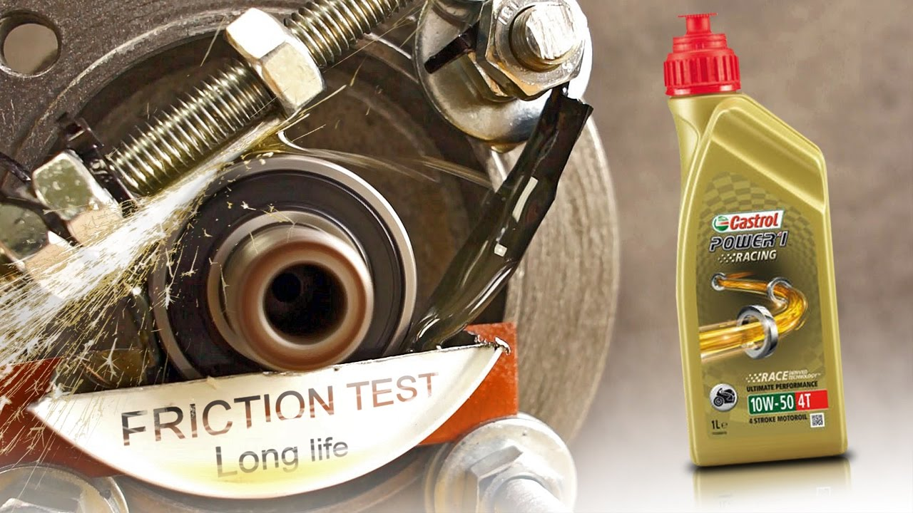 Castrol Power 1 Racing 4T 10W50 How well the engine oil protect the engine?