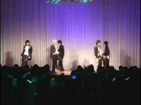 SS501 Japan Fanmeeting 2006 Ep. 1