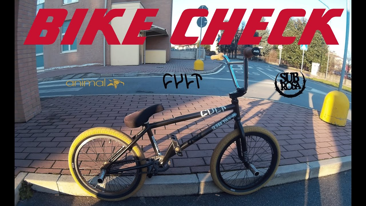 Bmx bike check e siti dove comprare youtube for Siti dove regalano cose