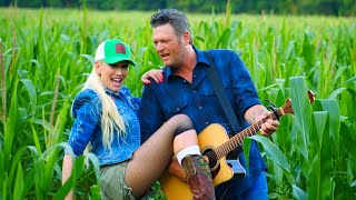 Gambar cover Blake Shelton and Gwen Stefani Share RARE Home Movies in 'Happy Anywhere' Video