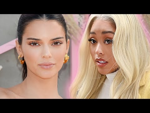 Jordyn Woods Awkwardly Runs Into Kendall Jenner At Coachella
