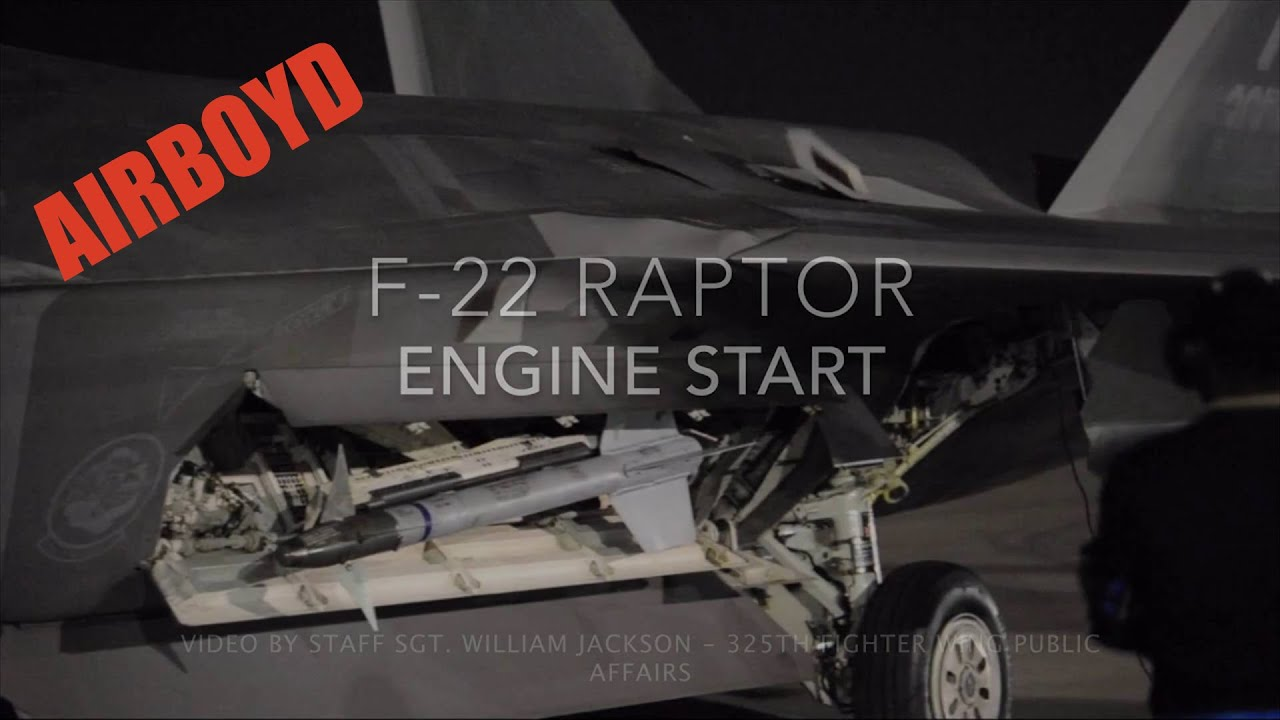 military do f 22 s use cartridge start to start engines aviation stack exchange [ 1280 x 720 Pixel ]