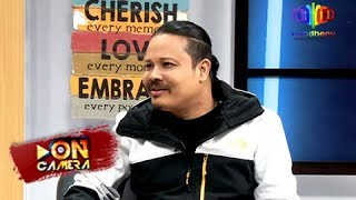 ON Camera | UD interview with Manash Robin | Full Episode | 2019
