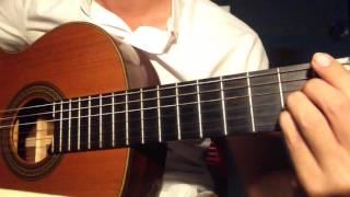 Xin Giữ Em Cho Hoàng Hôn- Uyên Linh Guitar cover