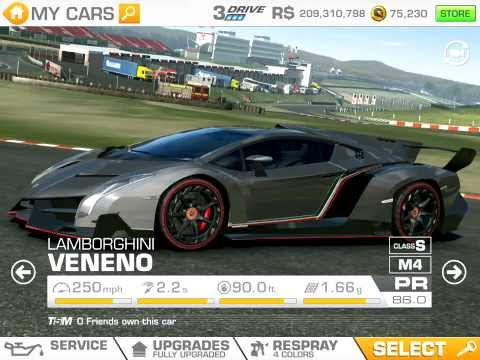 ios real racing 3 bugatti veyron 16 4 cup silverstone grand prix. Black Bedroom Furniture Sets. Home Design Ideas