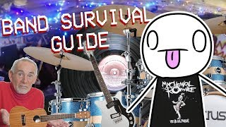 How To Start a Band: A Survival Guide
