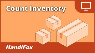 Inventory Count App