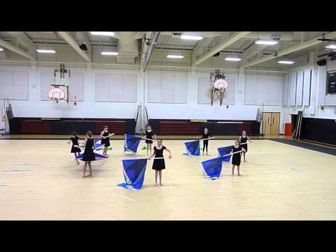 Bethany Community School Color Guard Friends and Family Event