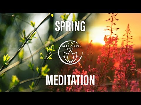 Spring Rebirth Meditation - Let Yourself Bloom on the First Day of Spring, Spring Equinox Awakening