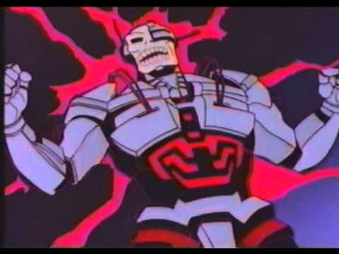 -Mighty Max- S2 E5 - The Cyberskull Virus