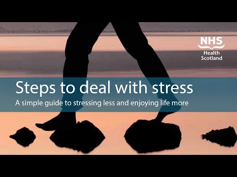 Steps for Stress BSL | Exercise: Deep relaxation
