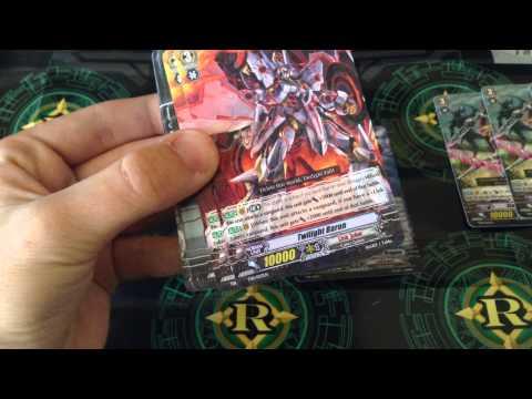 Cardfight Vanguard (карточные бои авангарда ) star-vader invasion
