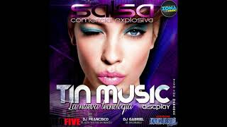 Salsa Comercial Explosiva TIN MUSIC DISCPLAY  ✘Dj Francisco ✘Dj Gabriel
