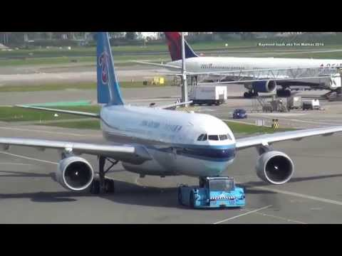(Part 1) Welcome To Amsterdam Schiphol Airport-Episode 1: The First Practise