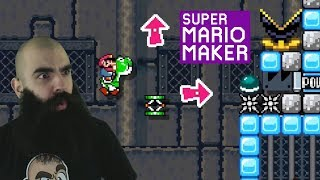 This Could Be Really Tough | Super Expert No Skip Challenge | Mario Maker [#59]
