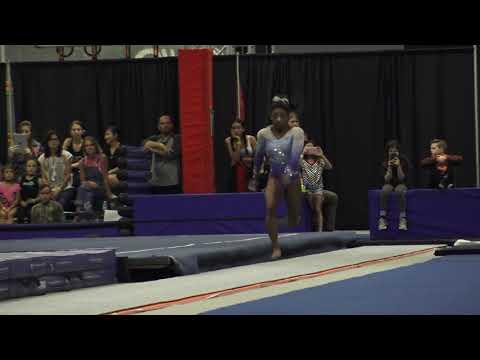 Randy Rose - Simone Biles Sticks Hardest Vault In The World