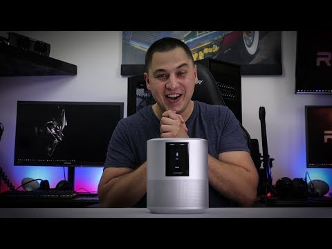 Bose Home Speaker 500 Unboxing & First Impressions