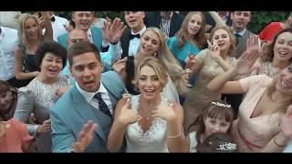 """02 сентября 2017 г. Свадьба Евгения и Вероники. Клип с гостями на песню группы """"Звери"""""""