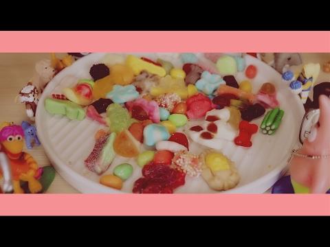 🍬다시 올린 젤리 이팅사운드 Eating Sweets Sound ASMR (한국어 Binaural)