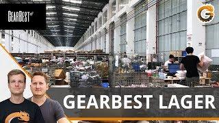 GearBest Erfahrungen: Hinter den Kulissen eines Warenlagers