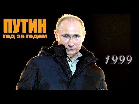 Путин. Год за годом. Пролог. 1999