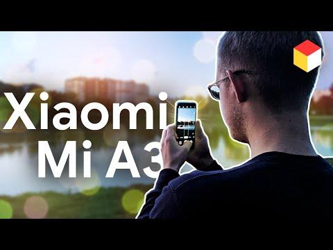 Xiaomi Mi A3 — камера за копейки, а снимает как флагман!