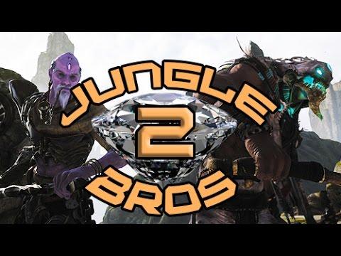 Paragon : Jungle bros | Road to Diamond #2