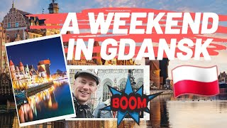 A weekend in Gdansk Poland - Travel Guide by an Englishman - City Tour - European Tour