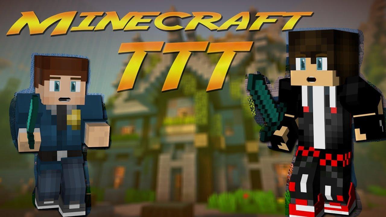 COMEBACK Minecraft TTT Spiele Boy YouTube - Minecraft ttt spielen
