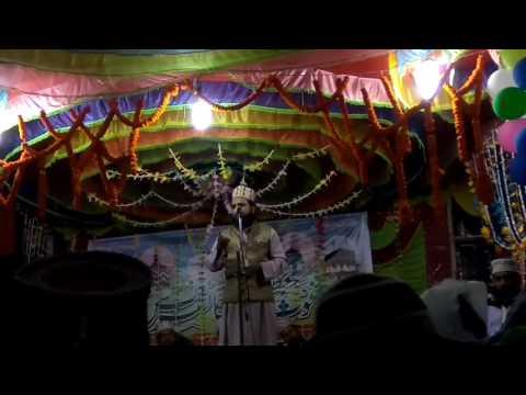 ABDUL WAKIL - DIL FIDA AP PAR - NEW JALSA ALKUND SARIF 2017