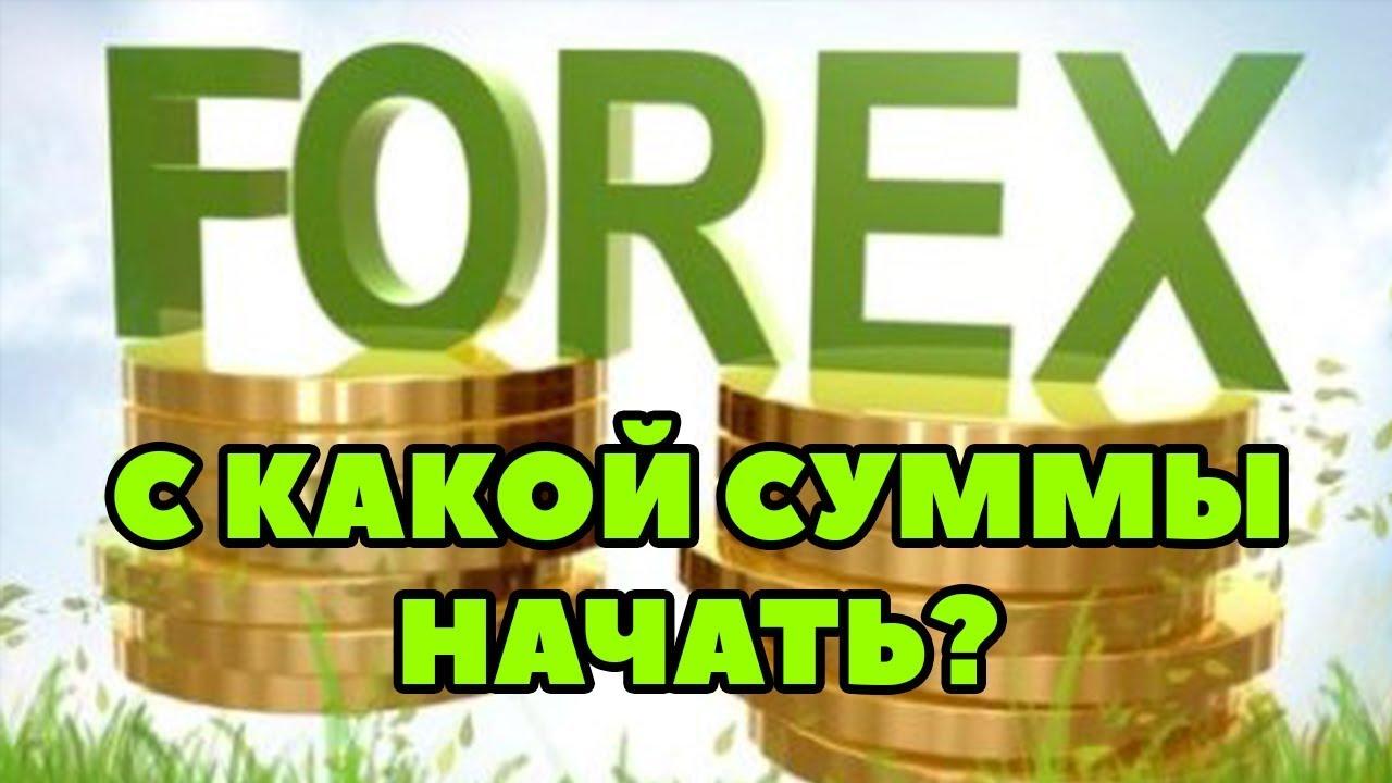 С какой суммы начинать форексе инструкция forex platinum 2.1