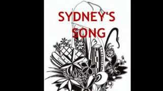 SYDNEY'S SONG Book Trailer