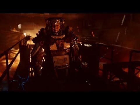 New 'Blood Anvil' 5th Mission Team Cutscene Intro - ( New Infinite Warfare Mission Team)