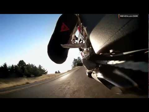 Thumbnail for GoPro Hero 3 Motorcycle Riding Footage