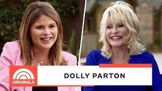 Dolly Parton Reveals What She Wants To Be Remembered For | Open Book | TODAY Originals