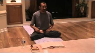 Yoga Mudrasana (psychic union pose)