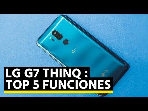 LG G7 ThinQ: