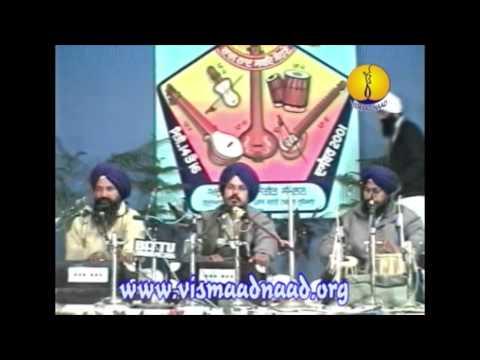 AGSS 2001 : Raag Ramkali - Bhai Iqbal Singh Ji