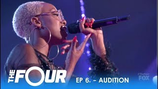 Download lagu Leah Jenea This 17 Year Old Jersey Girl BLOWS The Judges Minds S2E6 The Four