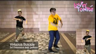 [TECHPARA] VIRTUOUS SUICIDE / DJ Command feat. peЯoco.