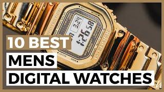 Best Digital Watches for Men in 2021