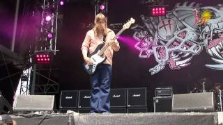 Count Raven - Leaving the warzone - live BYH Festival 2006 - HD Version - b-light.tv