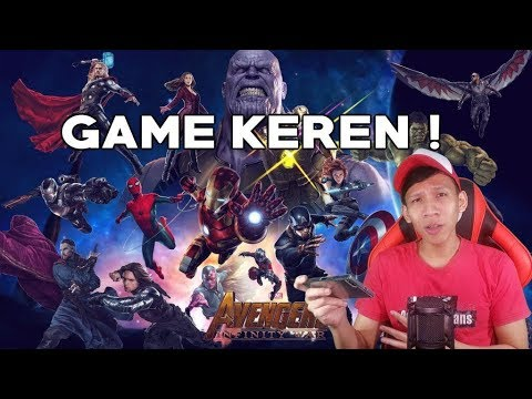 KEREN BANGET ! GAME AVENGERS INFINITY WAR DI HP ANDROID (UPDATE MARVEL FUTURE FIGHT)